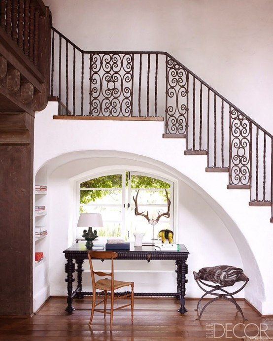 Reese Witherspoon Vintage Home In California