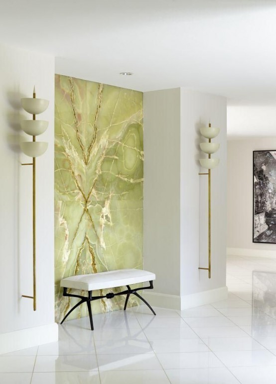 Refined And Eye Catching Onyx Decor Ideas For Your Interiors