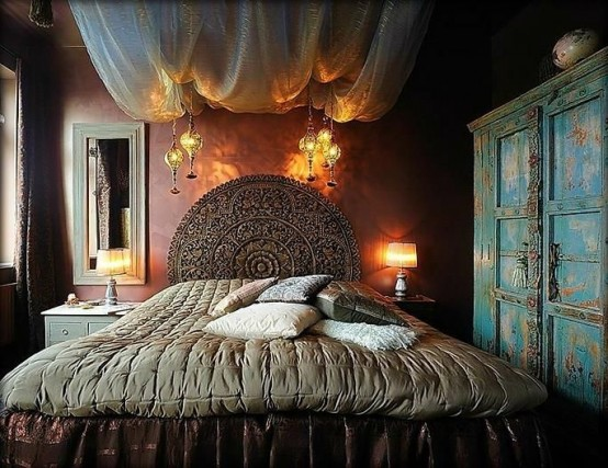 Bohemian Chic Bedroom 65 refined boho chic bedroom designs - digsdigs