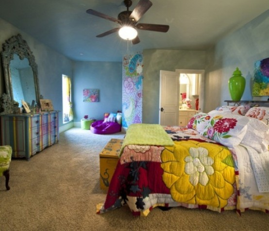Refined Boho Chic Bedroom Designs