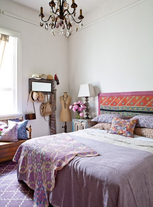 UNDER COVERS Boho Chic Bedroom Ideas