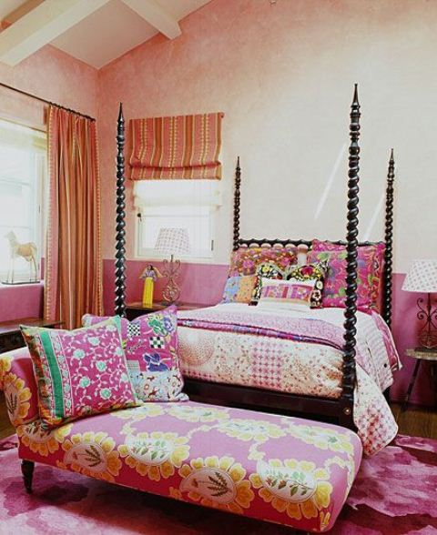 48 Refined Boho Chic Bedroom Designs | DigsDigs