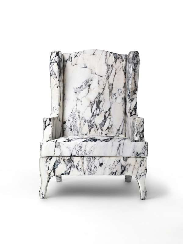 Picture Of Refined Marble Furniture Pieces For Home Decor