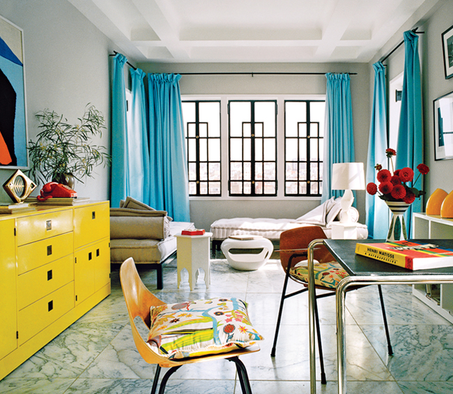 Refined Moroccan Home With Glam French Accents
