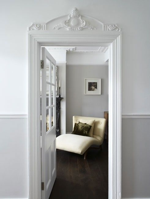 25 Refined Ways To Use Molding In Your Home D 233 Cor Digsdigs