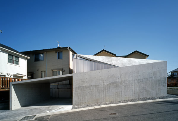Reinforced Concrete House