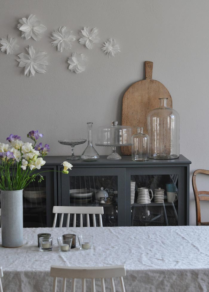Relaxed Country Home With A Vintage Feel