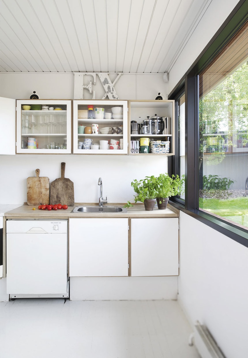 Relaxed Danish Home With Industrial And Vintage Vibes
