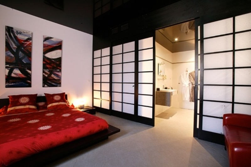 Salle De Bain Ouverte Of 36 Relaxing And Harmonious Zen Bedrooms Digsdigs