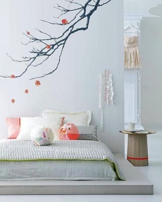 contemporary zen bedroom design best ideas 2017