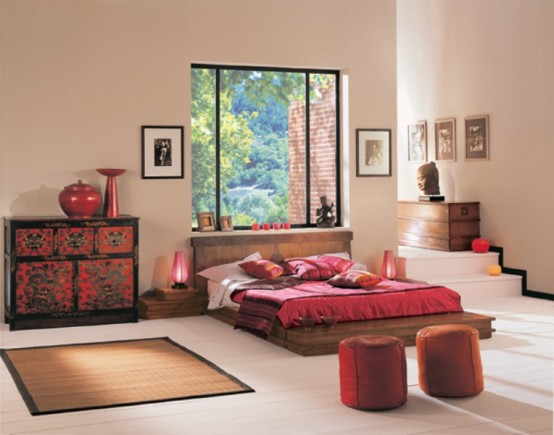 Relaxing And Harmonious Zen Bedrooms