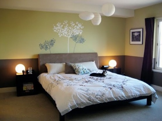relaxing and harmonious zen bedrooms - Zen Colors For Bedroom