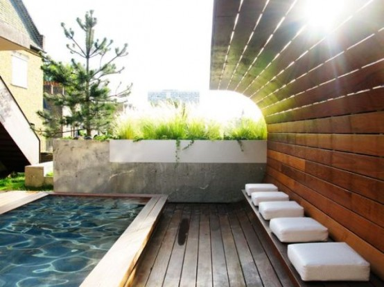 Relaxing Andinviting Pool Nooks To Get Inspired
