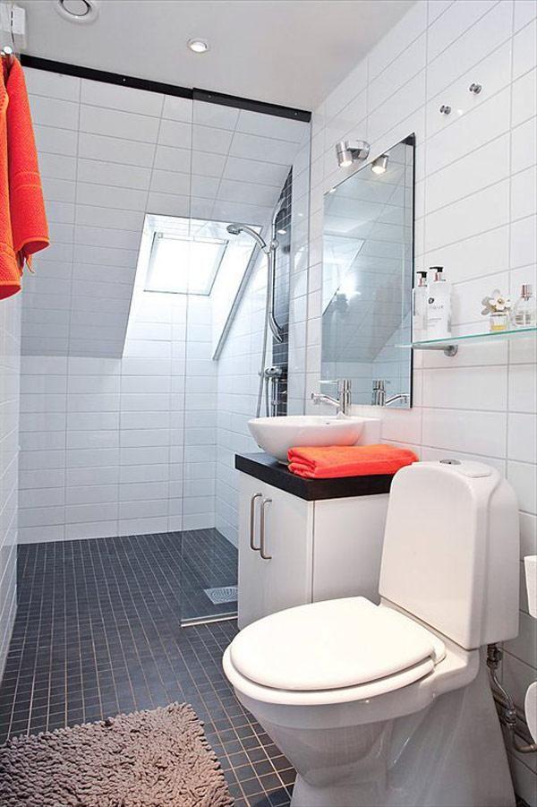 50 relaxing scandinavian bathroom designs digsdigs - Decoracion de apartamentos modernos ...