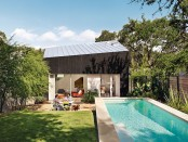 Renovated 1920s Bungalow With A Glass Addition