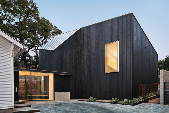 Renovated 1920s Bungalow With A Glass Addition Digsdigs