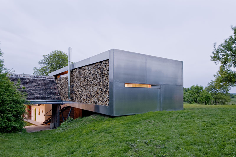 Modern Extension To 200 Year Old Farmhouse By Propeller Z