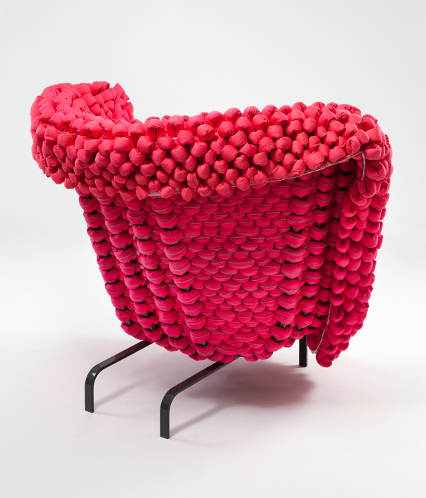 Picture Of rethinking soft materials unique chair collection  2