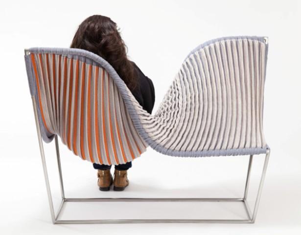 Rethinking Soft Materials In Furniture Design: Unique Chair ...