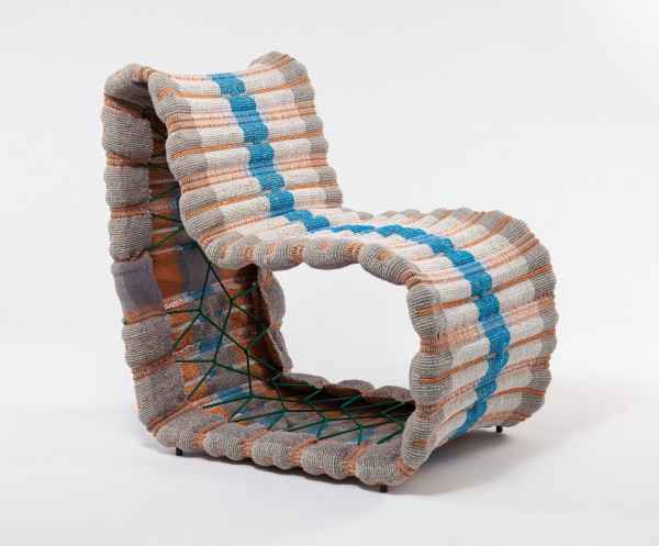 Picture Of rethinking soft materials unique chair collection  7
