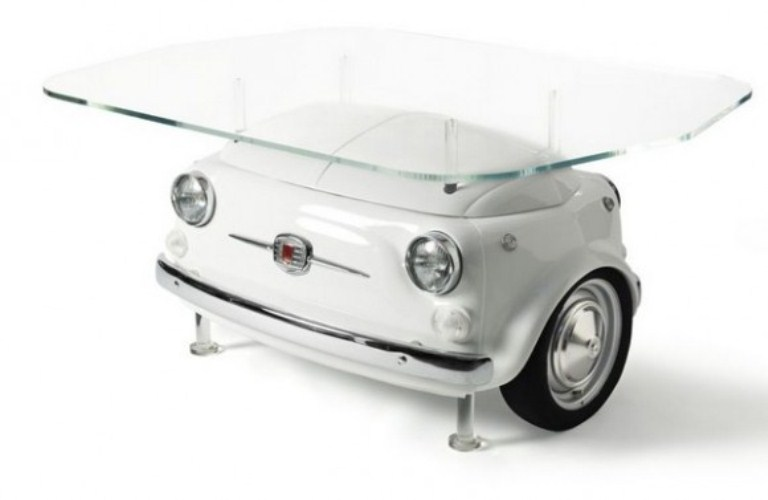 Retro Cars Collection Of Furniture