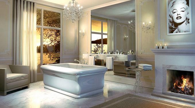 Roman Bathtub By Maax Collection