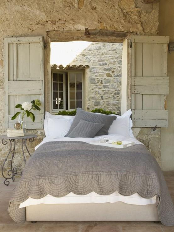 Camera da letto: come arredarla in stile provenzale   arredo idee
