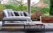 Romantic And Refined Garden Furnitre Collection