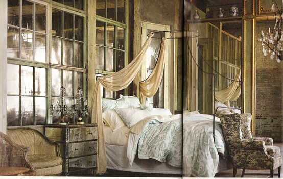 Romantic And Relaxing Bedroom