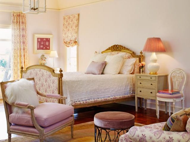 66 romantic and tender feminine bedroom design ideas for Sleeping room decoration