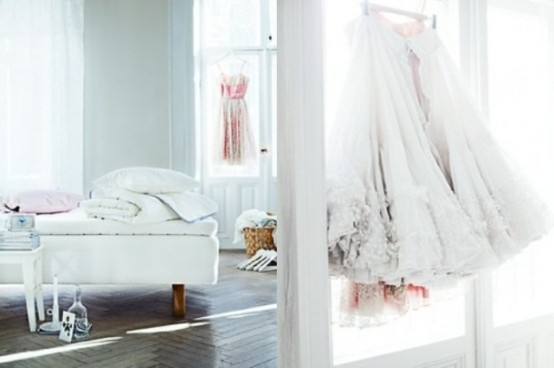 Romantic And Tender Feminine Bedroom Designs