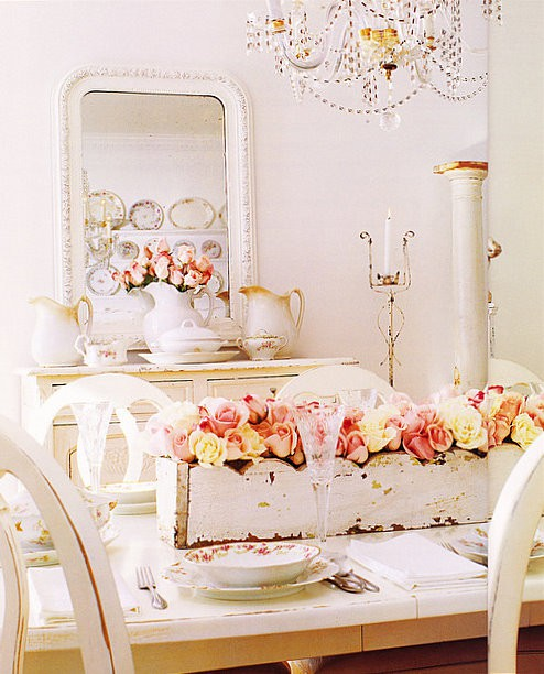 25 Really Romantic Room Design Ideas - DigsDigs
