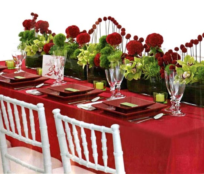 Romantic Table Decor Variants For The Best Valentine's Day