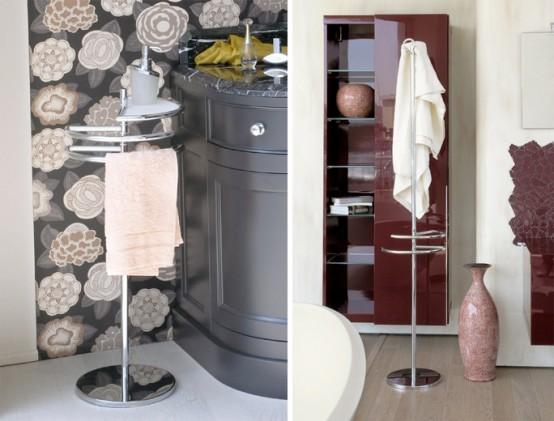 Rondo Towel Stands