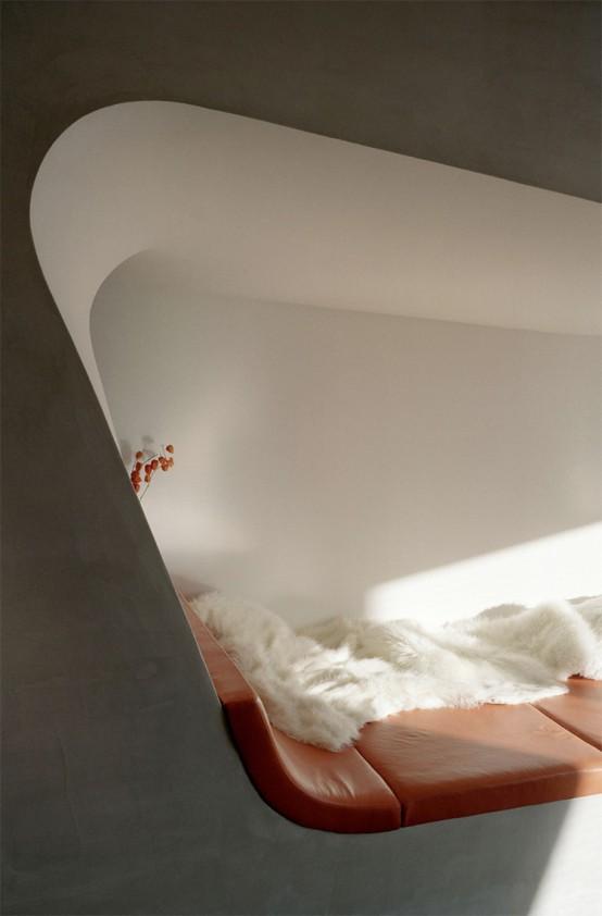 Roof Top Loft Design in Berlin – Loft Gleimstrasse by GRAFT