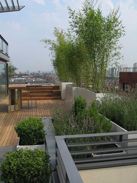 75 inspiring rooftop terrace design ideas digsdigs. Black Bedroom Furniture Sets. Home Design Ideas