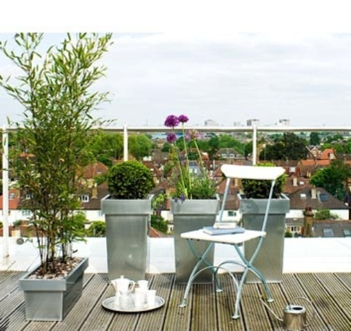 Rooftop decoration ideas interiors design for Terrace party decoration