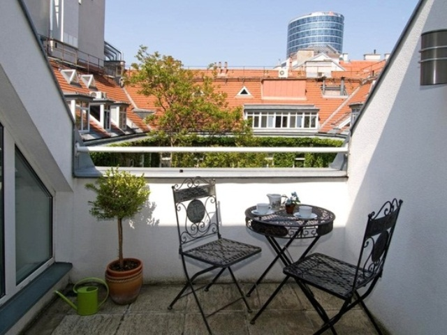 Picture of rooftop terrace design ideas - Rooftop terrace beautiful and fresh rooftop decorating ideas ...