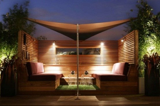 Rooftop Terrace Design Ideas