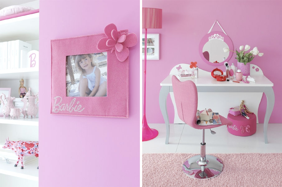 Room for a Barbie Princess from Doimo Cityline. Room for a Barbie Princess from Doimo Cityline   DigsDigs