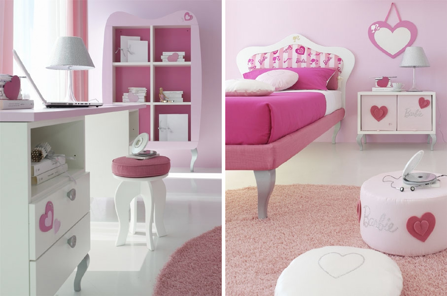 . Room for a Barbie Princess from Doimo Cityline   DigsDigs