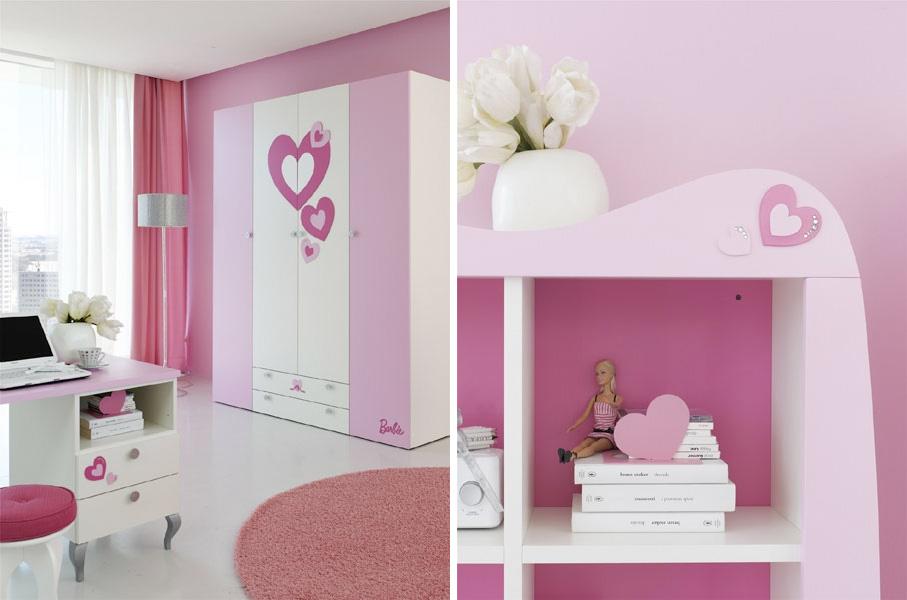 Room for a Barbie Princess from Doimo Cityline DigsDigs