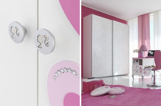 Room For Barbie Princess Romantik And Gloss Details