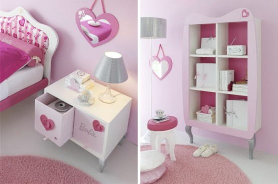 Room For Barbie Princess Romantik Details