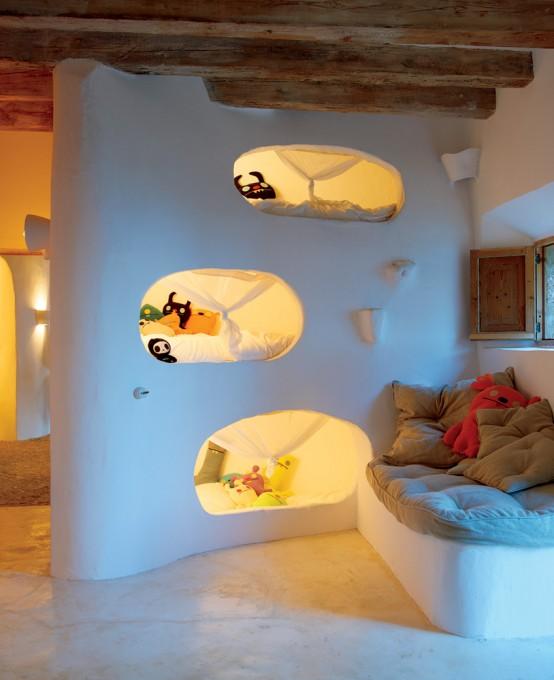 Rough Masculine House Design