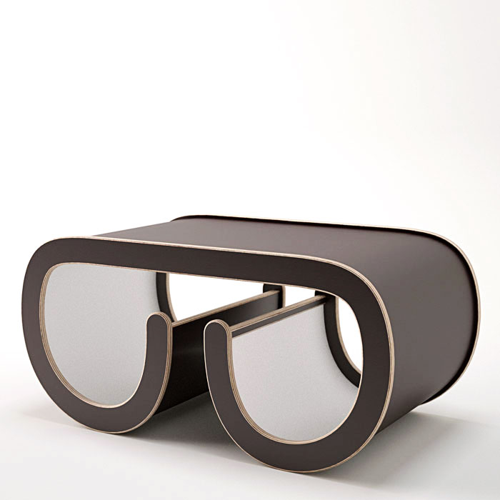 Amazingly stylish contemporary coffee tables by unto this for Furniture tipoi design