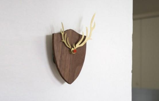 Rudolf Clock Ben Klinger