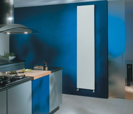 Runtal Minimalist Radiator Kitchen