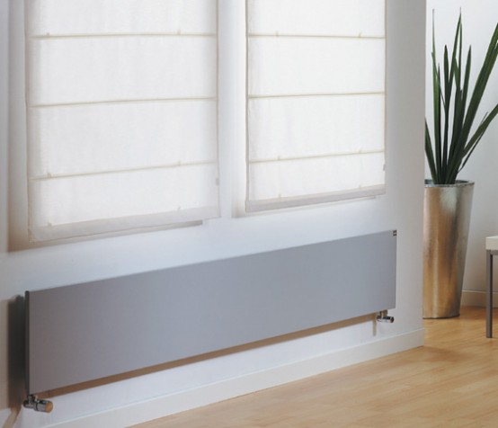 modern radiators from runtal