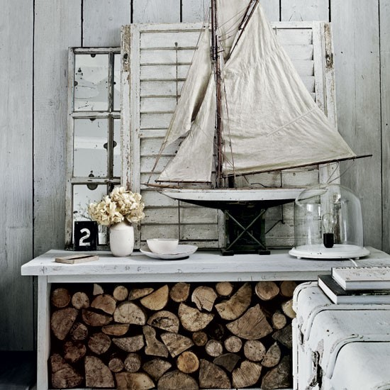 rustic coastal house of stone gray color   digsdigs